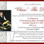 Chase Invitation