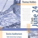 Thomas Hobbes Poster