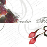 Exotic Flower Garden Brochure